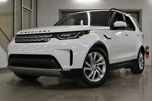 2017 Land Rover Discovery HSE *Bas KMs + 7 Passagers*