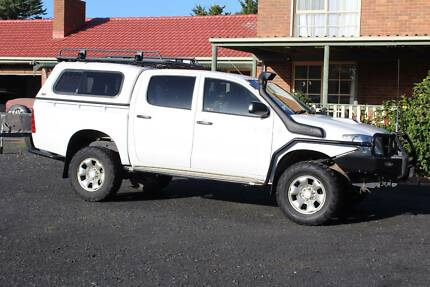2009 toyota hilux auto diesel duel cab 4x4 Wonthaggi Bass Coast Preview