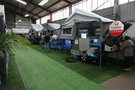 Ezytrail Camper Trailers Various Models for Sale in CANBERRA ACT
