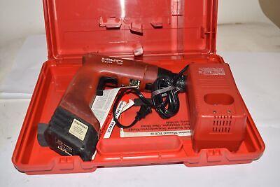 Hilti Tcd 12 Cordless Drill W Tcu 12 H Charger Case