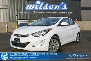 2016 Hyundai Elantra GL | SUNROOF | HEATED SEATS | BLUETOOTH | C