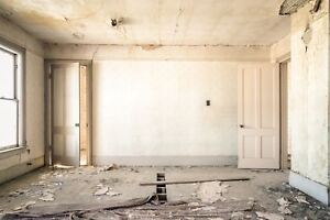 We buy houses in any Condition! We remove your property stress.