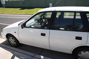 Cheap hatch for sale.1997 Suzuki Swift Hatchback 9 months rego Springfield Gosford Area Preview