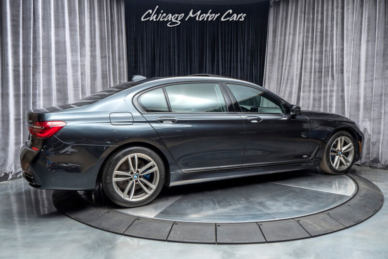 Image 5 Voiture Européenne d'occasion BMW 7-Series 2018