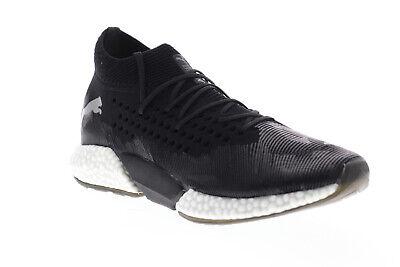 Puma Future Rocket 10551302 Mens Black Canvas Athletic Gym Running Shoes