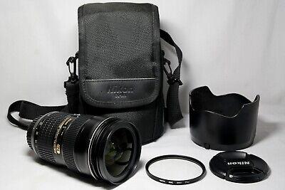Nikon NIKKOR 24-70mm f/2.8 Nano Crystal SWM asph AF-S IF N ED full frame Lens