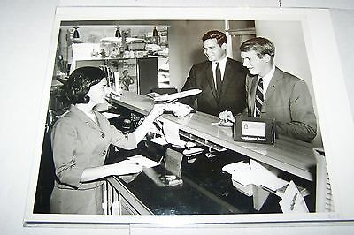 1013 Photo   1960S First Wisconsin Bank   Northwest Airlines