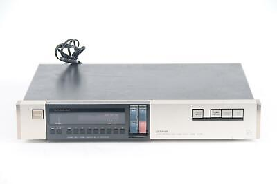 Luxman TX-101 Computer Analyzed Tunning Digital Stereo Tuner ()