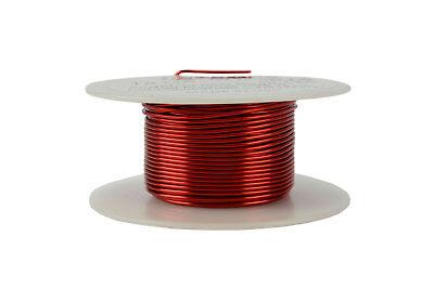 Temco Magnet Wire 18 Awg Gauge Enameled Copper 4oz 155c 50ft Coil Winding