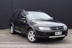 2005 Holden Adventra CX6 7 Seater Wagon Mile End South West Torrens Area Preview