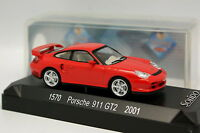 Solido 1/43 - Porsche 911 Gt2 2001 Rosso - porsche - ebay.it