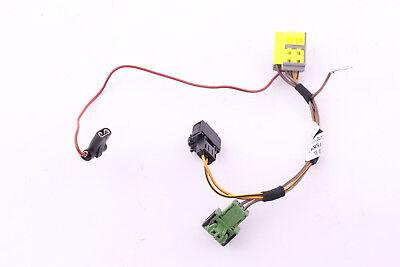 BMW 1 3 X5 SERIES E70 E81 E87 E90 E91 E92 E93 Steering Wheel airbag wiring loom