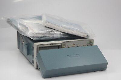 Tektronix 2235 Anusm-488 Oscilloscope 100 Mhz 2 Channels Wprobe Manual