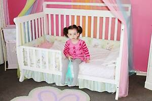 Baby 3 in 1 - COT/ Toddler Bed/Double BED + 2 Mattresses & MORE Narre Warren South Casey Area Preview