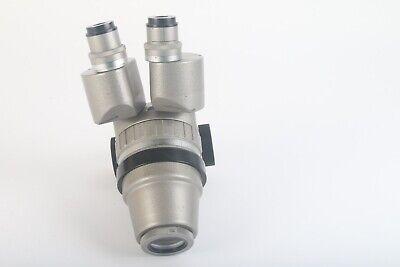 Olympus Sz Stereo Microscope 0.5x Microscope W 2x Olympus G 20x 12.2 Eye Pieces