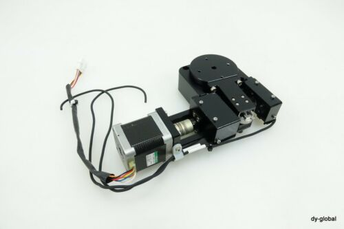 MENTOR Motorized rotary stage JMR-60 W/ 103H5210-0457 +/-5degree MRS-I-43=1E24