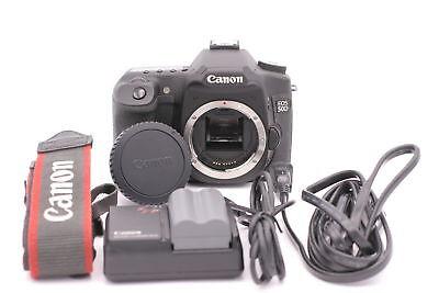 Canon Eos 50d 15.1 Mp 7.6cm Screen Digital SLR Kamera Körper Verschluss 1000 Digitale Slr-kamera