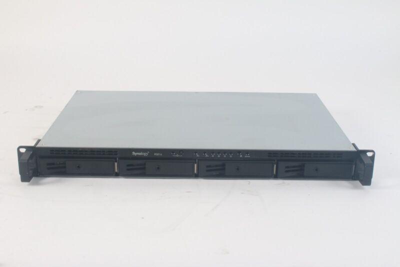 Synology RS816 Rackstation Version 6.2.3-25426 W/ 1x Western Digital 4TB HDD
