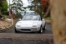 1989 Mazda MX-5 Convertible Baulkham Hills The Hills District Preview