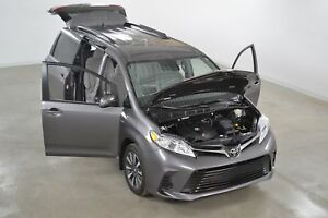 2018 Toyota Sienna LE 4WD 7 Passagers 476 Km Seulement !