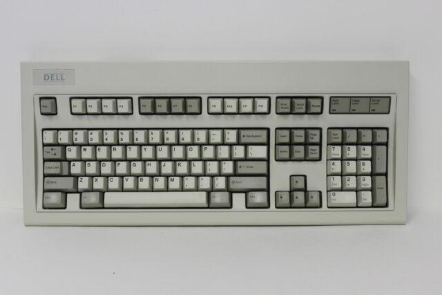Dell Model M Clicky Keyboard IBM Lexmark 1397651   eBay