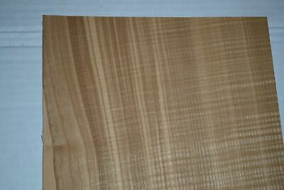Olive Ash Raw Wood Veneer Sheets 9 X 25 Inches 142nd Thick  F8629-18