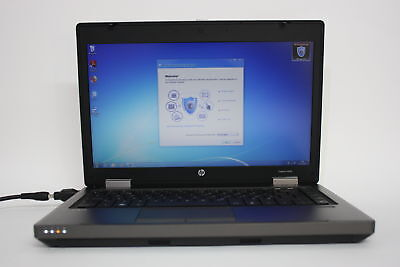 "Laptop Windows - FAST14.1""(1600x900) Laptop HP Probook 6460B 1.6GHZ 4GB 250GB Windows 7 WARRANTY"