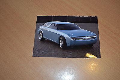 Chevrolet Nomad Concept Car (PHOTO DE PRESSE ( PRESS PHOTO ) Chevrolet Nomad Concept Car GM035)