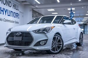 2017 Hyundai Veloster 3DR CPE DCT TURBO
