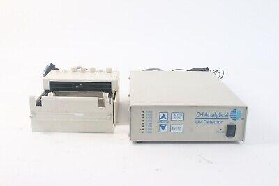 O I Oi Analytical Uv Detector W Model 101 Printer