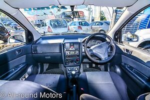 2007 Hyundai Getz Hatchback • Warranty + RWC • Tweed Heads Tweed Heads Area Preview