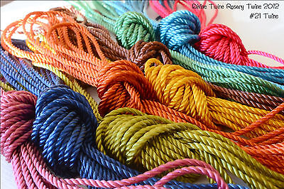 Knotted Twine Rosary KIts