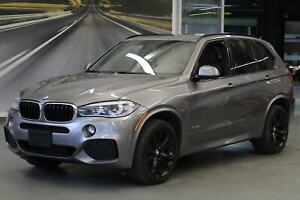 2016 BMW X5 xDrive35i GROUPE M SPORT, TOIT PANORAMIQUE