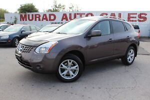 2008 Nissan Rogue !!! ALL WHEEL DRIVE !!! LEATHER !!!
