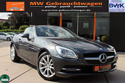 Mercedes-Benz SLK 200 BlueEFFICIENCY -> Navi Airscarf Leder