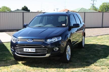 2012 Ford Territory Wagon Hamilton Southern Grampians Preview