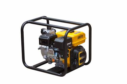 """RATO 200-40 Twin Impeller 1.5"""" Fire Pump BRAND NEW $485 Carwoola"""