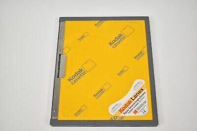Kodak Lanex Regular Extraoral Dental Panoramic X-ray Film Cassette 8x10 Inch