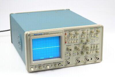 Tektronix 2445b 150mhz Oscilloscope 9