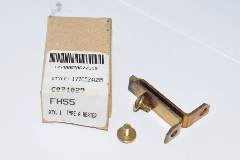 NEW Eaton Cutler Hammer FH55 Thermal Overload Heater Elements Type A