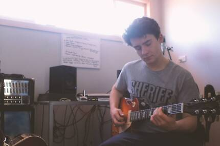Guitar Lessons In Altona or Your Home