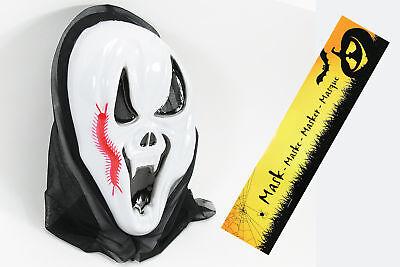 WOW MASKE Karneval Halloween Party Kindermaske Verkleidung VAMPIR