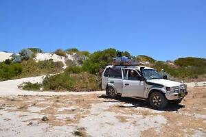 4wd (4X4) Mitsubishi pajero wagon V6 3.5l equipped Perth Perth City Area Preview