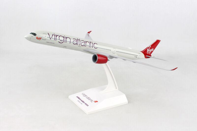 SkyMarks Virgin Atlantic (UK) Airbus A350-1000 SKR1012 1/200 Reg#G-VXWB. New