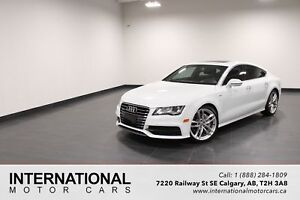 2015 Audi A7 TECHNIK S-LINE! LOADED! MINT!