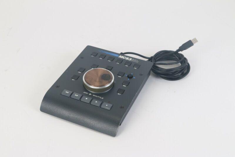 JLC Cooper MCS3 Media Control Station Compact Jog/Shuttle Controller