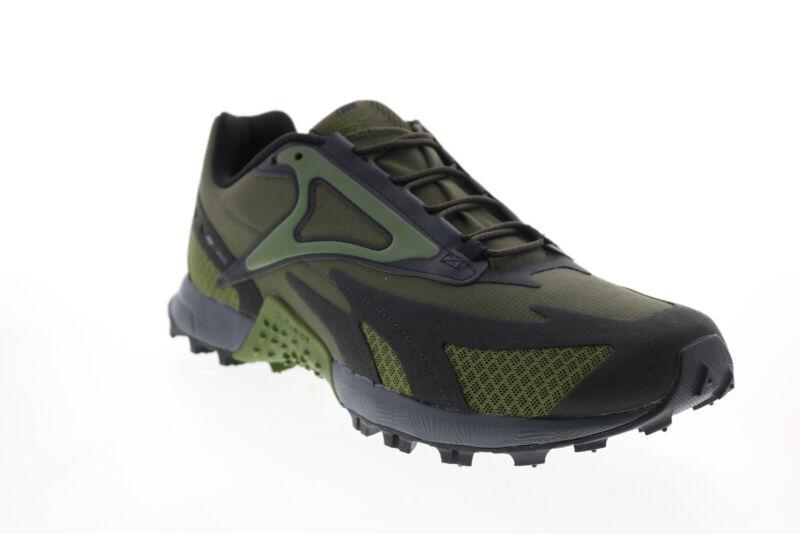 Reebok At Craze 2.0 FU8344 Mens Green Mesh Athletic Hiking Shoes