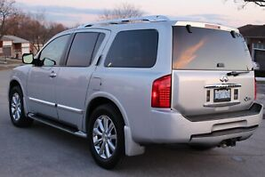 2009 Infiniti QX56 SUV/Crossover***KING OF THE ROAD!!***