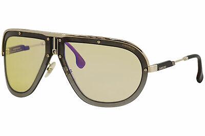 Carrera Men's Americana DYGCU Gold Pilot Sunglasses 66mm