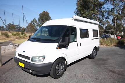 2002 Ford Campervan